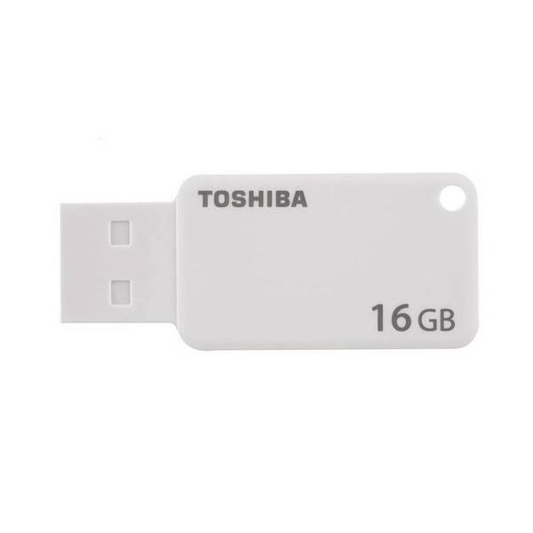 Памет USB Toshiba U303 16GB USB 3.0 WHITE
